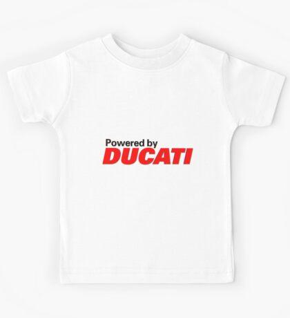 Powered by Ducati Kids Tee