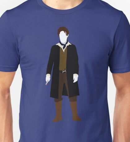 The Eighth Doctor - Doctor Who - Paul McGann (Night of the Doctor) Unisex T-Shirt