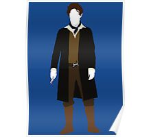 The Eighth Doctor - Doctor Who - Paul McGann (Night of the Doctor) Poster