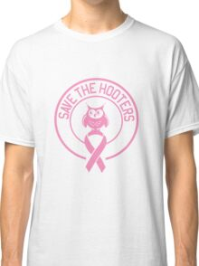 Save the Hooters Classic T-Shirt