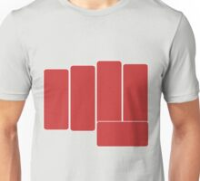 Red fist t shirt  Unisex T-Shirt