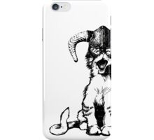 Dragonborn Kitty iPhone Case/Skin