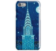 Winter in New York City iPhone Case/Skin