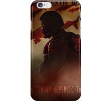 Join the Terran Republic iPhone Case/Skin