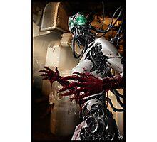 Cyberpunk Photography 055 Photographic Print