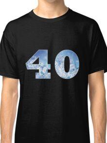 40 (Ice) Classic T-Shirt