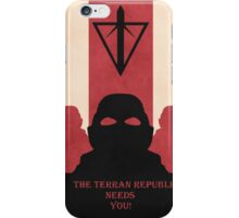 TR Needs You iPhone Case/Skin