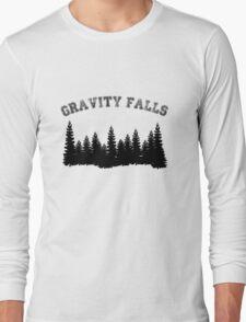 Gravity Falls - Varsity Apperal Long Sleeve T-Shirt
