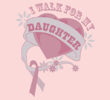 I walk for my daughter heart by causes