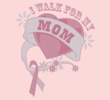 I walk for my mom heart by causes