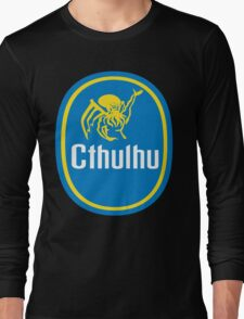Cthulhu gone Bananas! Long Sleeve T-Shirt