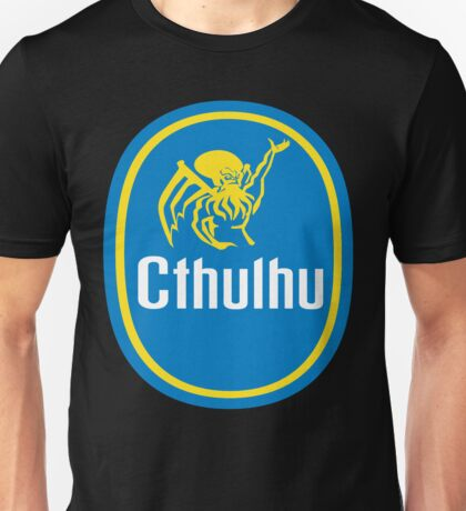 Cthulhu gone Bananas! Unisex T-Shirt