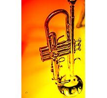 The Trumpet Photographic Print
