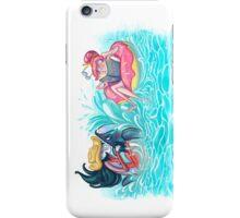 Adventure Time - Marceline & Princess Bubblegum iPhone Case/Skin