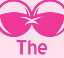 Save the Boobs Sticker