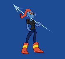 Undertale - Undyne by Giullare