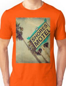 Shores Motel and Palms  Unisex T-Shirt