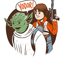 Yodor! by Lee Bretschneider
