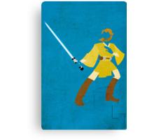 Obi-Wan Kenobi Canvas Print