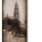Balboa Park/Ketner Bridge 16x32 Canvas by Frederick  Olmsted