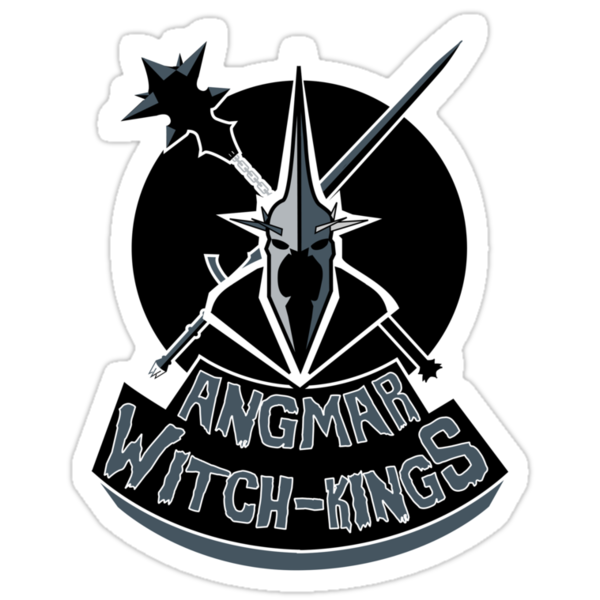 Angmar Witch-Kings by Firepower