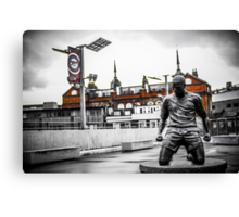 Thierry Henry, Emirates Stadium Canvas Print