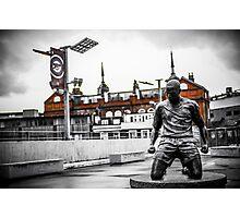 Thierry Henry, Emirates Stadium Photographic Print