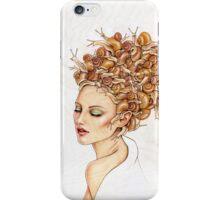 Snail Do  iPhone Case/Skin