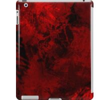 Red Inferno ~ iPad Case/Skin