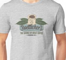 Breaking Bad Inspired - Gale Boetticher's Fair Trade Cafe - Best Coffee in Albuquerque Unisex T-Shirt