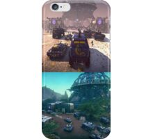 New Conglomerate Vehicles  iPhone Case/Skin
