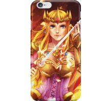 HW Zelda  iPhone Case/Skin