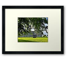 Portora Royal School Framed Print