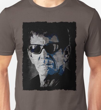 Lou Reed Sunglasses Unisex T-Shirt