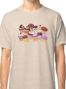 Cupcakes paradise Classic T-Shirt