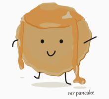 Mr Pancake by Elinor Barnes
