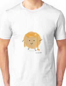 Mr Pancake Unisex T-Shirt