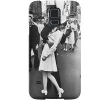 Times Square V/J-Day Kiss Samsung Galaxy Case/Skin
