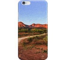 Outback Track (EH1) iPhone Case/Skin