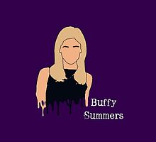 Buffy Summers by theleafygirl