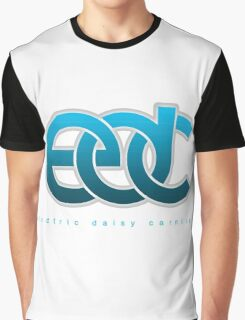 EDC ELECTRIC DAISY CARNIVAL - LOGO  Graphic T-Shirt