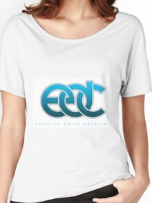 EDC ELECTRIC DAISY CARNIVAL - LOGO  Women's Relaxed Fit T-Shirt