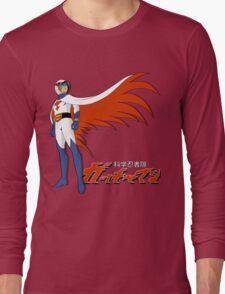 Ken The Eagle Large Long Sleeve T-Shirt