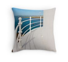 """The View"" Throw Pillow"