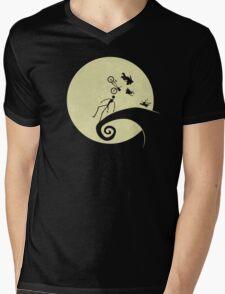 Where Dreams Collide Mens V-Neck T-Shirt