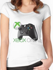Xbox One  Women's Fitted Scoop T-Shirt
