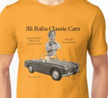 Ali Baba Classic cars Unisex T-Shirt
