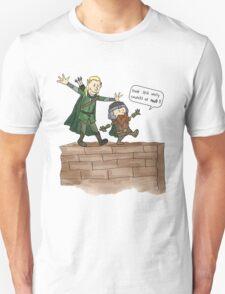 Legolas & Gimli Unisex T-Shirt