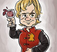 Tyrion Lannister by quietsnooze