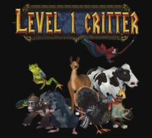 Level 1 Critter by AdvOfRoadkill